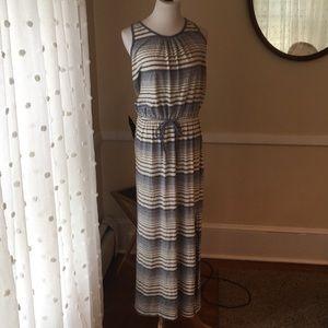 C&C Maxi Dress In Size Medium EUC!